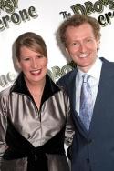 Janet Van De Graaff and Bob Martin