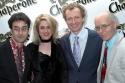 Don McKellar, Lisa Lambert, Bob Martin, and Greg Morrison