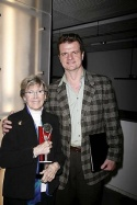 Michael Cumpsty and Betty Corwin Photo
