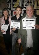 Frances de la Tour, Samuel Barnett & Richard Griffiths Photo