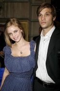 Kelli Garner and Logan Marshall-Green