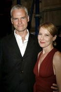 Martin McDonagh and Amy Ryam Photo