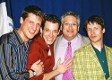 Christopher, John, Harvey and John  Photo