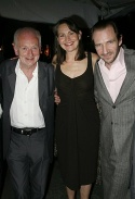 Ian McDiarmid, Cherry Jones, Ralph Fiennes