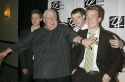 Samuel Barnett, Richard Griffiths, Russell Tovey and Jamie Parker