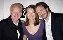 Ian McDiarmid, Cherry Jones and Ralph Fiennes