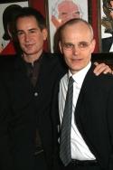 Geoffrey Nauffts and Zeljko Ivanek