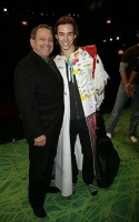 Alan Eisenberg (Actor's Equity) & Andy Pellick (Gypsy Robe Winner - TARZAN)