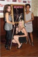 Hillary Elk, Jill Morrison and Tanya Birl  Photo