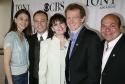 Sutton Foster, Danny Burstein, Beth Leavel, Bob Martin & Casey Nicholaw (The Drowsy Chaperone)