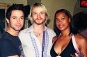 Scott, Joe Dulude (Makeup Designer for Wicked) and Kearran Photo