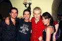 Aaron, Scott, Michael and Jenna