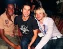 Rashad Naylor (Hairspray), Scott and Joe