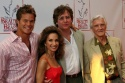 Alec Musser, Susan Lucci, Michael E. Knight and David Canary