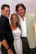 Justin Bruening, Alexa Havins and Michael E. Knight