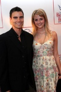 Colin Egglesfield and Katrin Aul