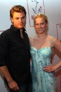 Jeff Branson and Leven Rambin