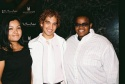 """The Colin Higgins Youth Courage Awards Receipients, Ana Lopez, Christopher """"Cree"""" Gor Photo"""