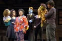 Julie Atherton as Kate Monster, Ann Harada as Christmas Eve, and Clare Foster and Simon Lipkin as Nicky