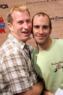 Stephen Keough and Brad Bradley