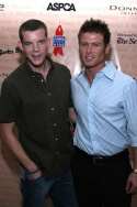 Russell Tovey and Jacob Young
