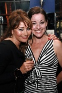 Frances Ruffelle and Ruthie Henshall