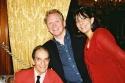 Alvin Colt, Bob Mackie, and Christine Pedi Photo