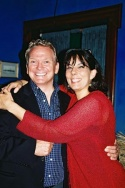 Bob Mackie and Christine Pedi  Photo