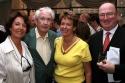 Ellen McCourt, Frank McCourt, Liza O'Connor, and Seamus O'Grady