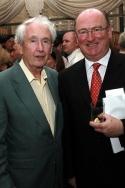 Frank McCourt and Seamus O'Grady