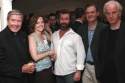 Joseph Kelly, Orlagh Cassidy, Marty Maguire, Ciaran O'Reilly, and Sean McGinley  Photo