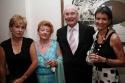 Alma Hynes, Carmel Hynes, Tim O'Connor (Consul General of Ireland), and Aedhmar Hynes Photo