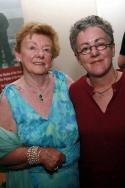 Carmel Hynes and Garry Hynes  Photo