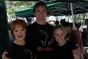 Jeanne Lehman, Grant Norman and Sarah Litzsinger