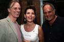 Keith Carradine, Lucie Arnaz and Larry Luckinbill