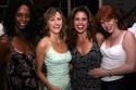 Amy Heggins, Sally Mae Dunn, Rachelle Rak, and Roxane Barlow