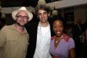 Vern Thiessen, Nilaja Sun, and Zak Berkman