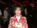 Carole Bayer Sager, who not only co-wrote several songs with Peter Allen, but also served as a musical consultant to The Boy From Oz.
