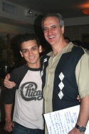 Michael Longoria and Mark Lotito