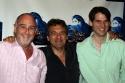Claude-Michel Schönberg, Alain Boublil, and John Dempsey