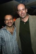 Joe DiPietro and Christopher Ashley