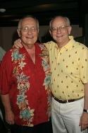 Phil Smith and Bob Nederlander