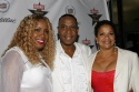 Melissa Morgan, Freddy Jackson and Debbie Allen