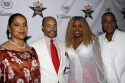 Phylicia Rashad, Ebony publisher Jeff Burns, Melissa Morgan and Freddy Jackson