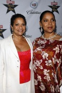 Sisters Debbie Allen and Phylicia Rashad
