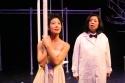 Jennifer Chang and Mia Katigbak as Carise