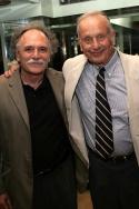 Willie Holtzman and A.R. Gurney Photo