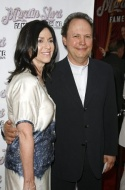 Billy Crystal and wife