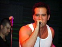 "Aaron singing ""Free"" Photo"