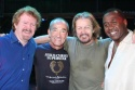 Director Gary Goddard, Barry Dennen, Ted Neeley, and Ben Vereen